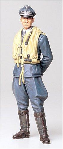 Tamiya - 36302 - Maquette - Pilote Luftwaffe - Echelle 1:16