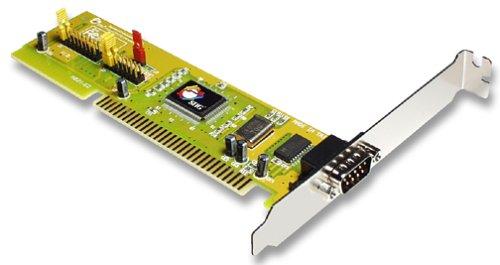 SIIG 1Ser 16550 DB9 ISA Hi Speed Serial Pro I/O Hi Irq