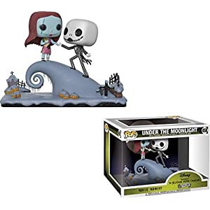 Funko 32834 POP Vinyl: Movie Moments: Disney: NBX: Jack and Sally on the Hill 3