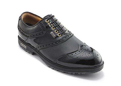 Stuburt, Chaussures de Golf Homme, Noir (Black Black), 45 EU