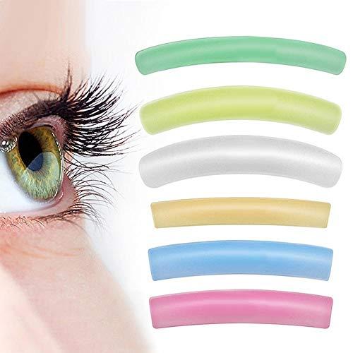 no brand AGBFJY Mascara Curling Réutilisable, Stick Curling Cils, Outils de Maquillage, Cils, Outils de Beauté