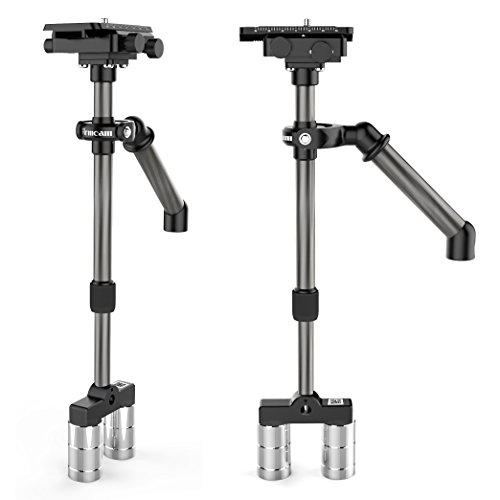 FC001 Cobra Schwebe-Stativ von Firmcam – Steadycam für Kamera, Actioncam, Camcorder