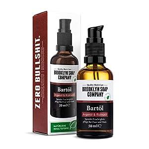 ✅ PERFEKTES STYLING: Das Bart Öl macht deinen Bart weicher und geschmeidiger und lindert den Juckreiz. Deine Barthaare werden weniger widerspenstig und lassen sich so z.B. mit unserem Bartwachs perfekt in Form bringen. Unsere Produkte sind für die tä...
