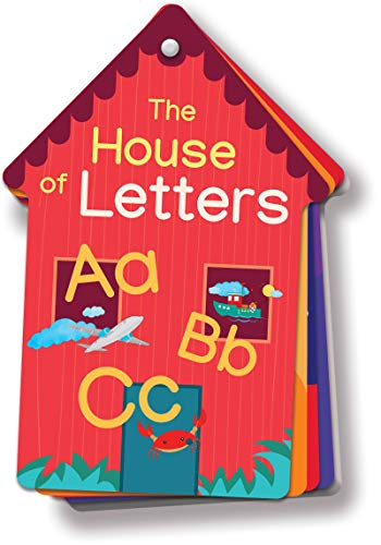 Flash Cards: The House of Letters
