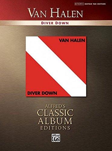 Van Halen: Diver Down: Gitarre - Alfred's Classic Album Editions