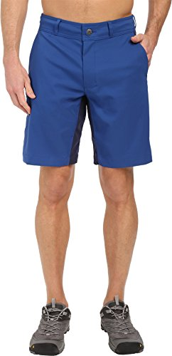 The North Face Pantalón corto Pacific Creek 2.0 para hombre, Azul (Limoges Blue), 38 Regular