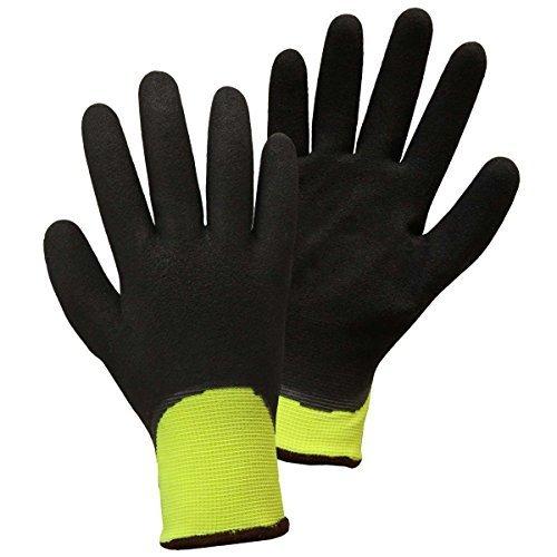 Worky 14982 Winterhandschuh Freezer Grip 100 % Polyester con Nitril-Beschichtung Größe 8