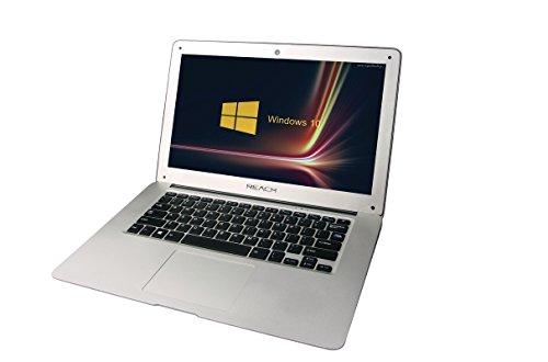 "Reach Quanto+ RCN-015 (4th Generation Intel® Core™ i5-4200u Processor/8GB DDR3L/1 TB SATA HDD/13.3"" /DOS) (Silver)"