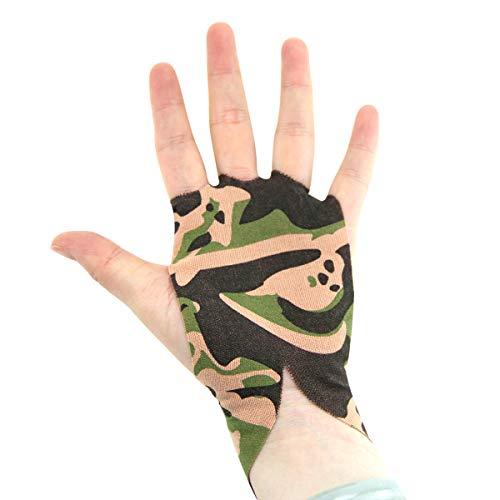 guanti ginnastica AUPCON Hand Protection Palmo Protezione Athletic Grips - Crossfit Gymnastics Prese da Ginnastica Testurizzati