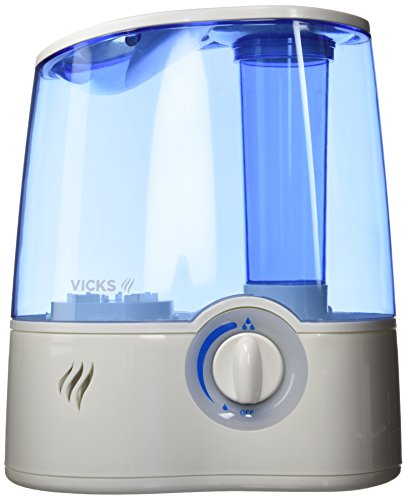 Vicks Ultrasonic Cool Mist Humidifier