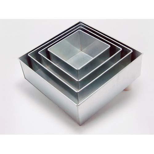 10 square cake pan - 5