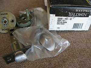 Baldwin Hardware 5399.151.G Conversion Kit