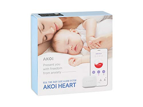 AKOi Heart Real Time Baby Care Alarm System, Baby Monitoring...