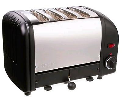 Dualit 4 Slice Stainless Steel Toaster