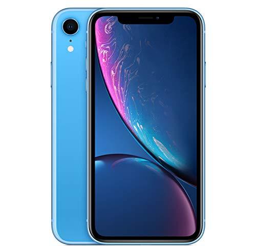 Iphone Xr Apple 64Gb Azul 4G 6.1 Retina, Camera 12Mp + Selfie 7Mp Ios 12 Chip A12 Bionic