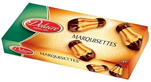 Delacre Gebäck mit Schokolade Marquisettes 100 g