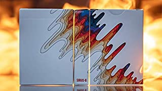 MTS Sirius B V2 Playing Cards by Riffle Shuffle Limited