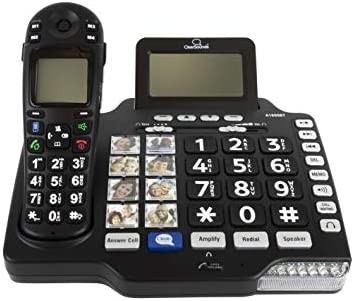 ClearSounds A1600BT iConnect Amplified Cordless Phone with Full Duplex Speakerphone and Answering product image