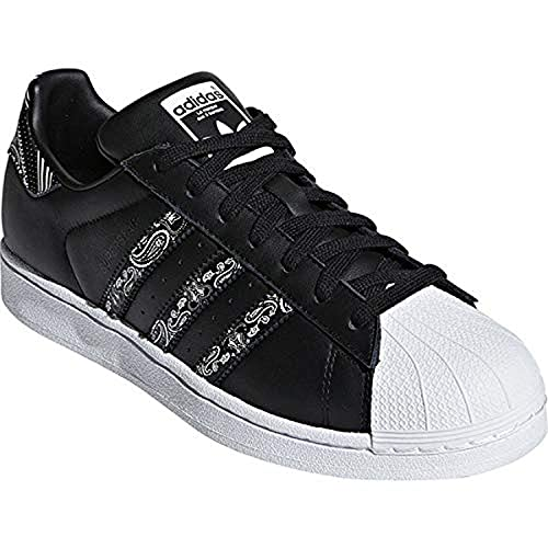 adidas Superstar, Zapatillas de Gimnasia para Hombre, 38 EU, Negro (Core Black/Ftwr White/Core Black)