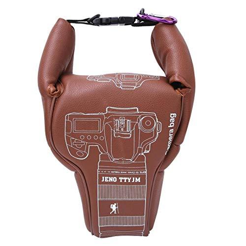 Bolsa para cámara, universal, portátil, impermeable, a prueba de polvo, bolsa de amortiguación, bolsa de mano, estuche de transporte, accesorio para...