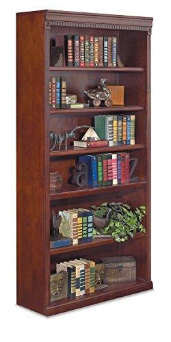 Martin Furniture Huntington Club Office Open Bookcase, 72'