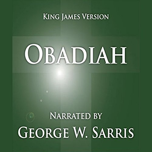 The Holy Bible - KJV: Obadiah audiobook cover art