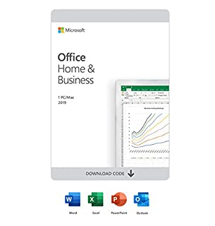 Microsoft Office Home & Business 2019   One-time purchase, 1 device   PC/Mac Download (B07H4X8QF4)   Amazon price tracker / tracking, Amazon price history charts, Amazon price watches, Amazon price drop alerts