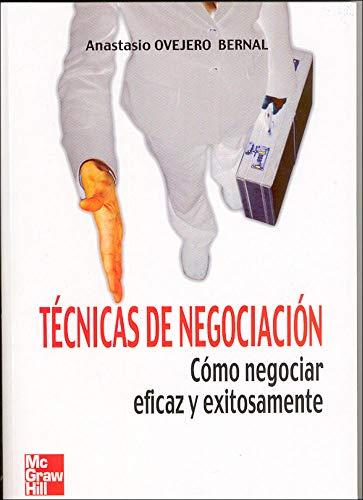 Libro técnicas de negociación