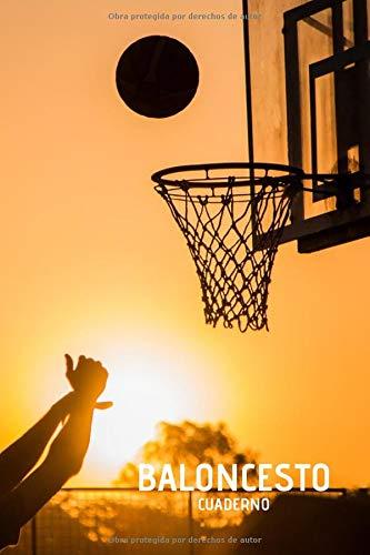 Baloncesto Cuaderno: Cuaderno de Entrenador Baloncesto Registro de los Entrenos y Partidos de Tu Equipo