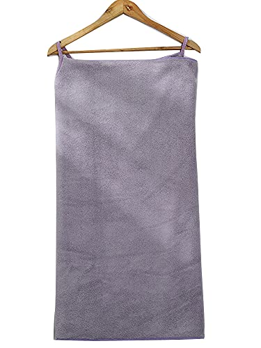 [ネルロッソ] 着る バスタオル レディース バスローブ ラップタオル ルームウェア ワンピース ガウン もこもこ ゆるふわ 正規品 フリーサイズ 8 cka241955-Free-8