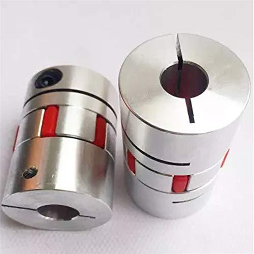 Wellenkupplungen 1pcs CNC Motor Jaw Shaft Coupler Flexible Spinne Pflaume Kupplung...