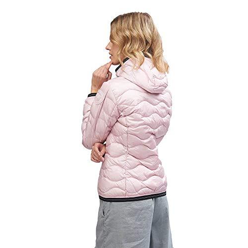 Blauer 20SBLDC03035 4938 504 - Chaqueta de plumas para mujer, color rosa