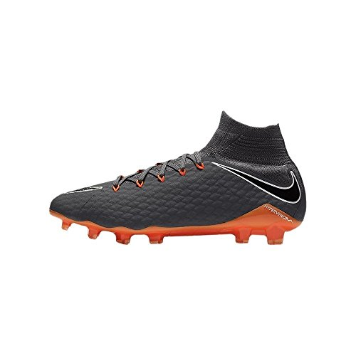 Nike Men's Hypervenom Phantom 3 Pro DF FG Soccer Cleat (Sz....