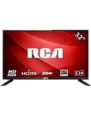 RCA RB32H1-UK 32 inch HD TV Triple Tuner 3x HDMI DVB-T/T2/C/S/S2 USB media player