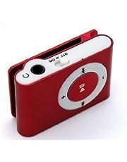Minireproductor de música MP3, con clip de metal, para estudiantes unisex, tamaño pequeño, de moda, Mttheaw