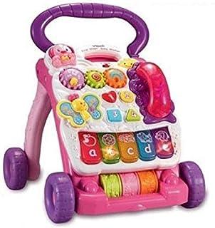 Vtech First Step Baby Walker Pink Model (61773)