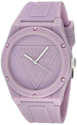 Guess watches retro pop orologio Donna Analogico Al quarzo con cinturino in Silicone W0979L8-NA