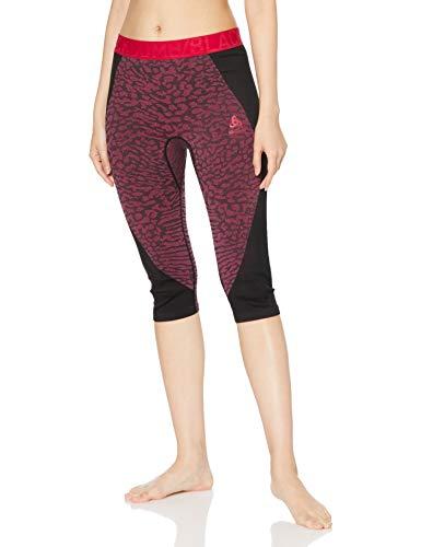 Odlo BL Bottom Blackcomb Collant pour Femme Violet S Baie