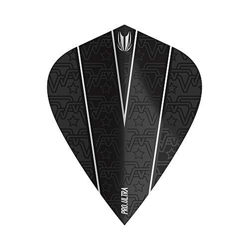 Target Dartpfeile Ricky Evans Flight – 3 Stück, Unisex, n/a, No.6
