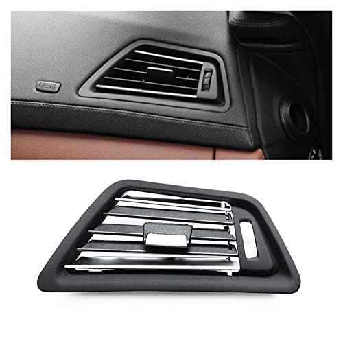 Reunion Consola Delantera Aire de Salida de Aire de ventilación Aire de la Salida de la Rejilla Ajuste para BMW 6 Series F06 F12 F13 630 635 640 645 650 64229197485 (Color Name : LHD Right)