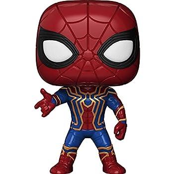 Funko Pop! Marvel  Avengers Infinity War - Iron Spider-Man Vinyl Figure