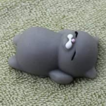 YJTT Leksak söt djur anti-stress boll squeeze Mochi stigande leksaker avbryt mjuk klibbig squishi stressavlastning leksake...
