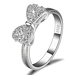Crafted in Solid Sterling Silver jewelry, stamped with S925, Artistic handcrafted with individual design leads to a versatile fashion atmosphere. From earrings to the bangle bracelet, JewelryPalace strives to offer the best jewelry products at a favo...
