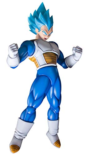 Bandai Hobby- Ssgodss Vegeta SP Color Model Kit 15 cm Dragon Ball S Figure-Rise Standard 82809P (BDHDB555939)