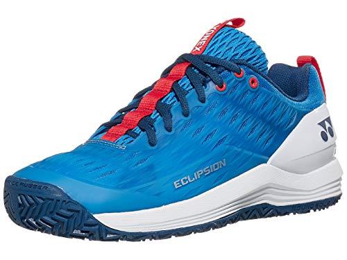 YONEX Eclipsion 3 Mens Tennis Shoe - Blue/White - Size 10.5
