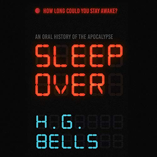 Sleep Over Audiobook By H. G. Bells cover art