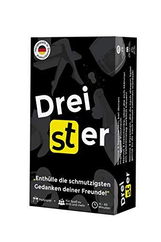 Dreister Spiel - Das Partyspiel! - Kartenspiel für lustigen Spielabend mit Freunden und Familie