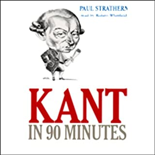 Kant in 90 Minutes audiobook cover art