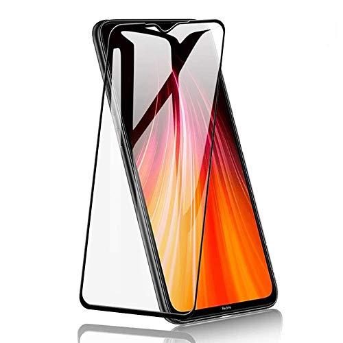 Película 5D Nano Flexível Blindada Xiaomi Redmi Note 8 - Com Kit de Limpeza