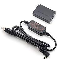 5V-8.4V USB電源アダプタ供給ACK-E12+ DR-E12 LP-E12仮想電池互換型番Canon EOS M M2 M10 M50 M100 M200